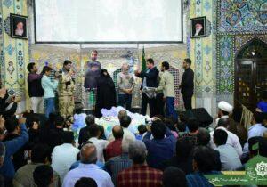 خانواده شهید حججی بعد از عید به اردبیل می آیند