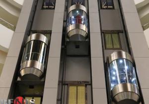 اگر تو آسانسور گیر افتادیم چه کار کنیم؟